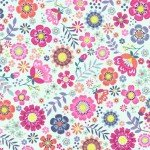 Bungalow - Floral - CX0504-SPAX-D - Michael Miller