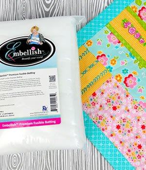 Embellish Premium Fusible Batting EPFB-1