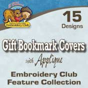 Bookmark Gift Cover