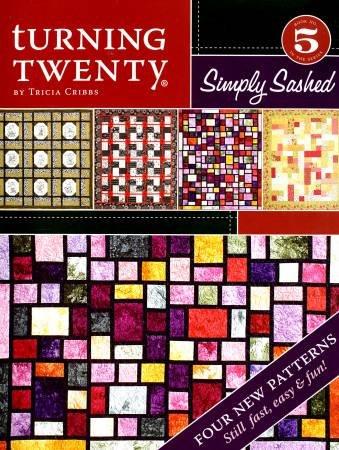 Turning Twenty Simply Sashed