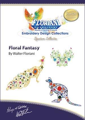 Floral Fantasy Signature Series Design Set