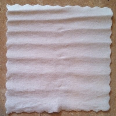 6 x 6 Polishing Cloth for Sterling Silver