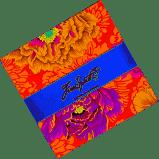 10 in Squares, 42 Pieces, Rainbow Stash 2019