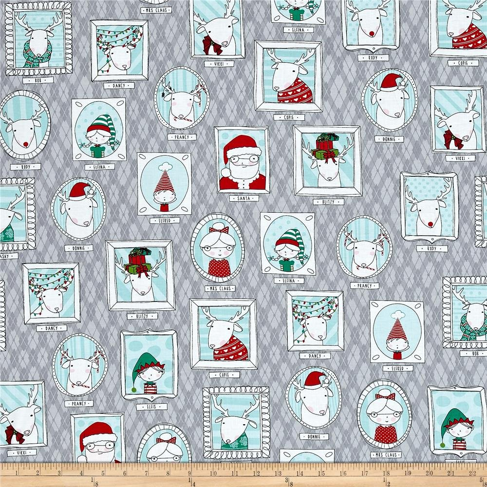Mingle & Jingle, 25917K, Grey