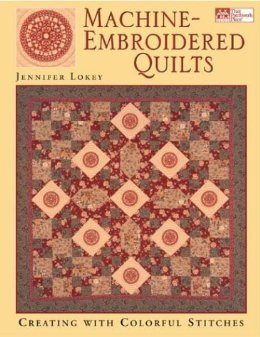 Machine-Embroidered Quilts