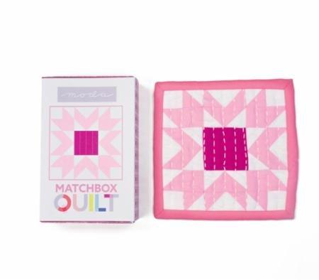 Matchbox Quilt Kit Violet