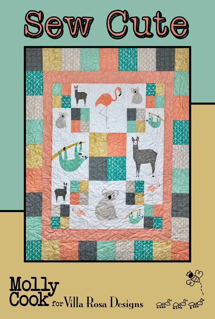 Sew Cute by Molly Cook