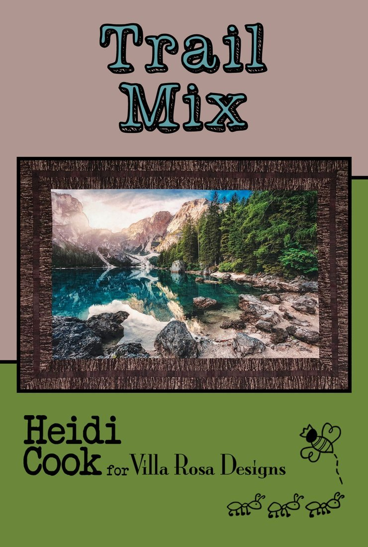 Trail Mix by Heidi Cook