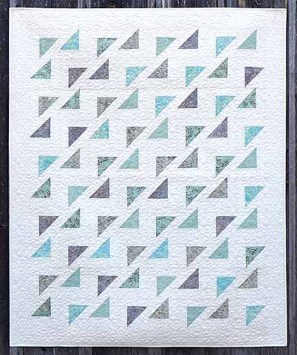 Mod Triangles Pattern