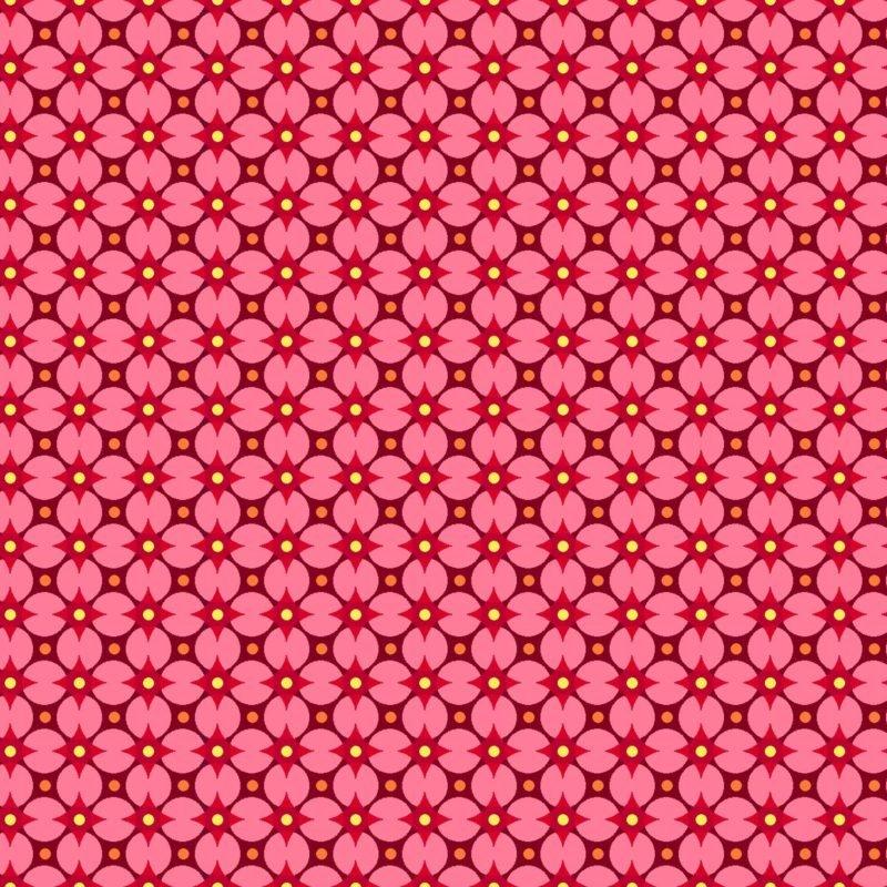 Paisley Wonder Pink 60-10902