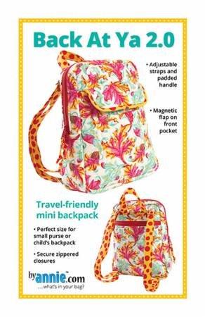 Back At Ya! Mini Backpack 2.0