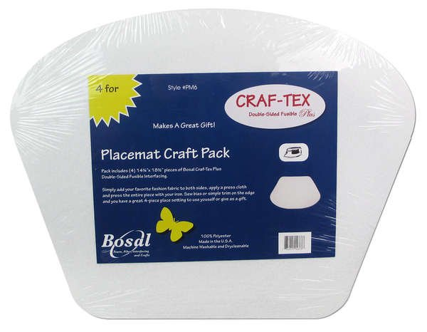 Placemat Craft Pack 14-1/4in x 18-1/2in