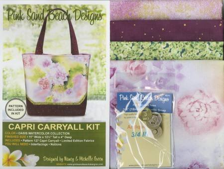 Capri Carryall Oasis Kit