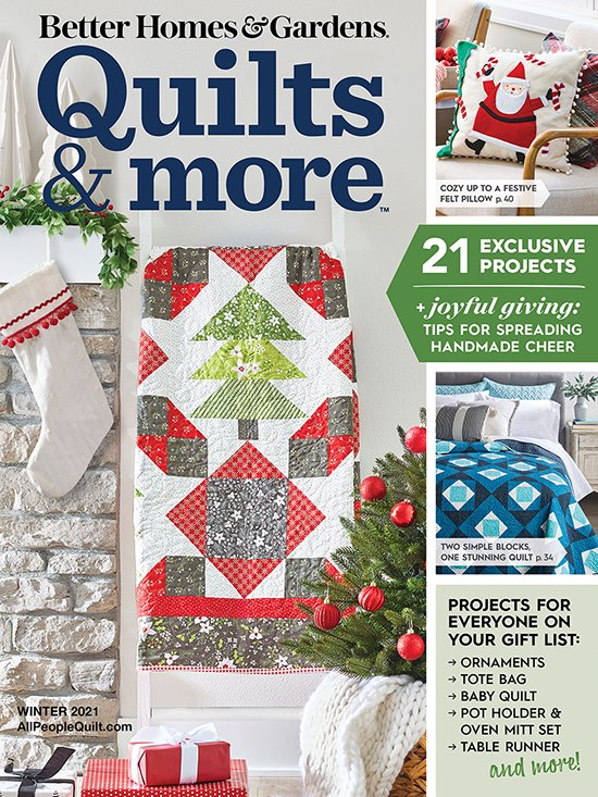 Quilts & More Winter 20/21