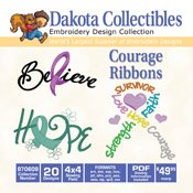 Courage Ribbons