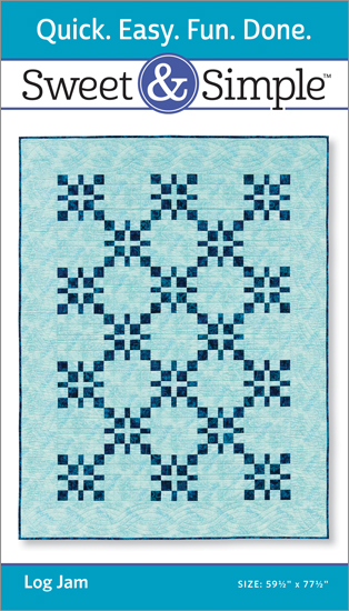 Log Jam Pattern