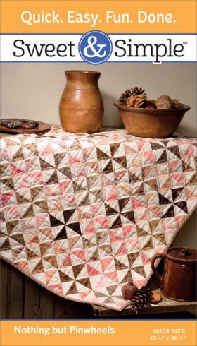 Nothing but Pinwheels Pattern