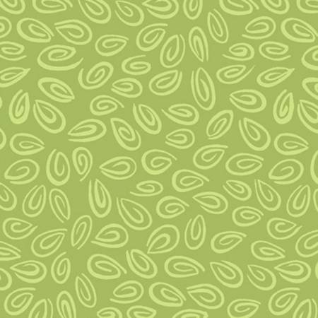 Evie the Bird Green Swirl SB20103-880