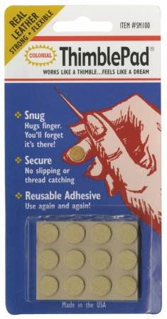 Colonial Thimble Pads, SM100