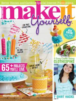 Make It Yourself Magazine, Spring 2016