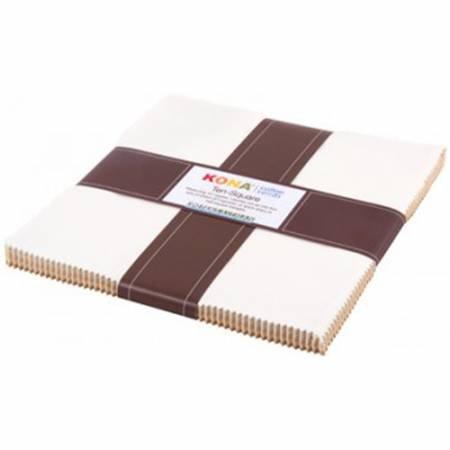 Kona White 10 Squares