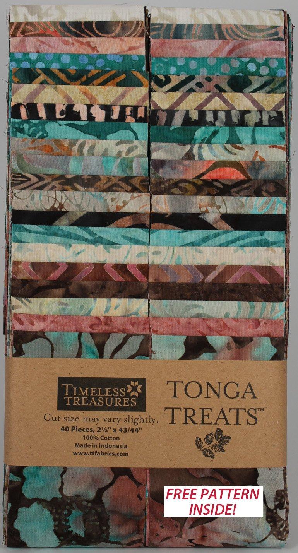 Tonga Treats Topaz