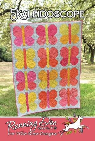 Kaleidoscope by Running Doe Quilts