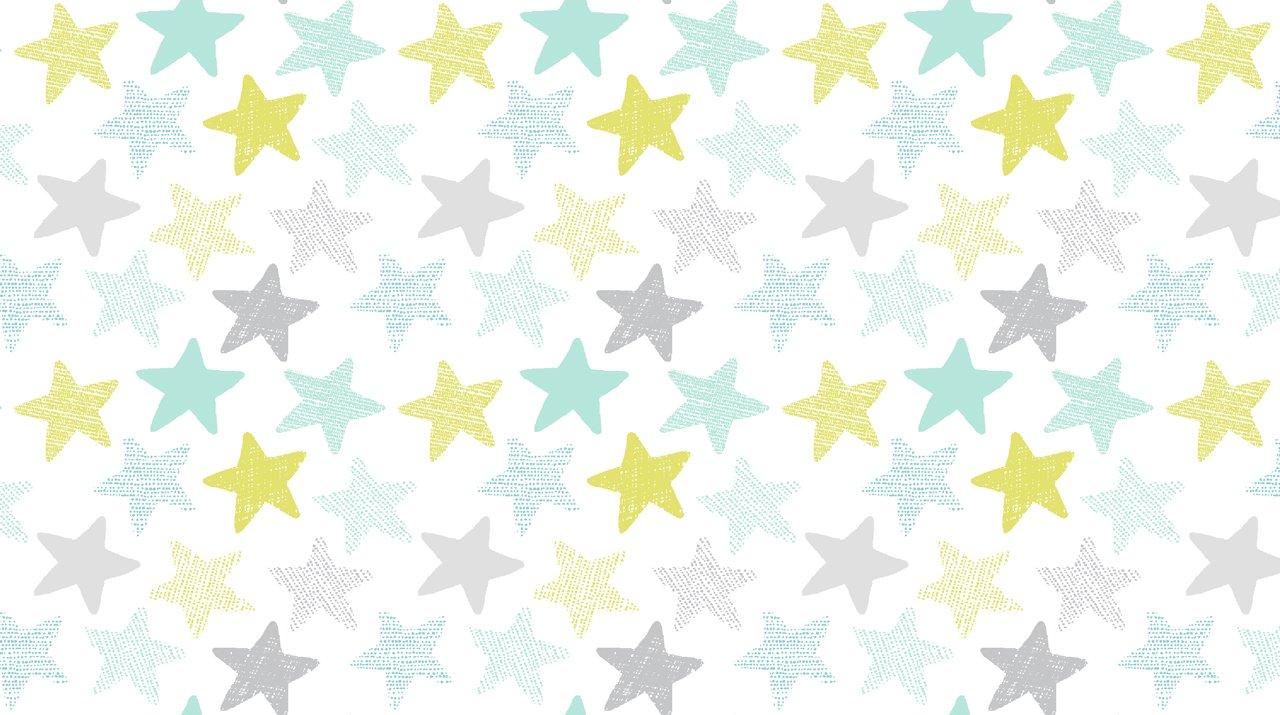 Stars, White 1152