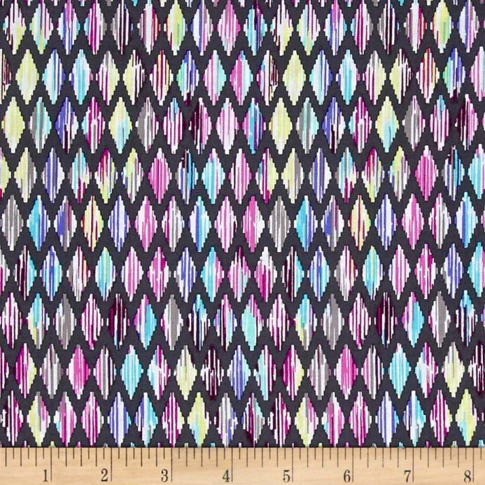 Happy Birds - Diamond Mine Purple