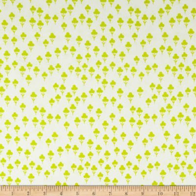 Front Yatd - Clovers - yellow
