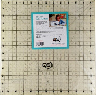 Quilters Select Ruler 12.5x12.5