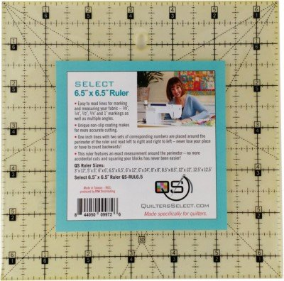 Quilters Select Ruler 6.5X6.5