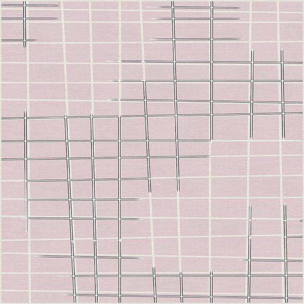 Sketchbook Broken Grid Pink