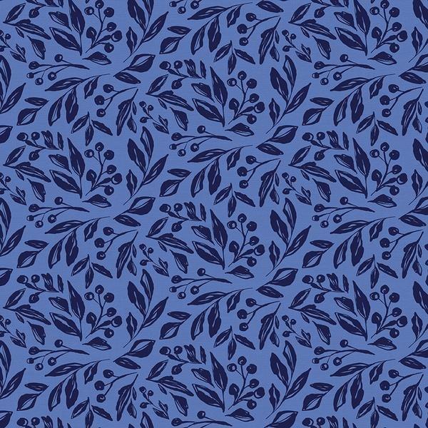 Lula Blue Antionette Dk. Blue