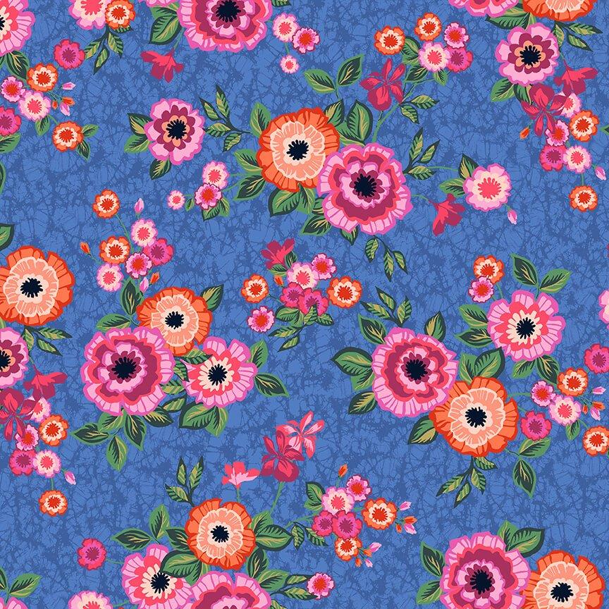 Marisol Bouquets Med. Blue