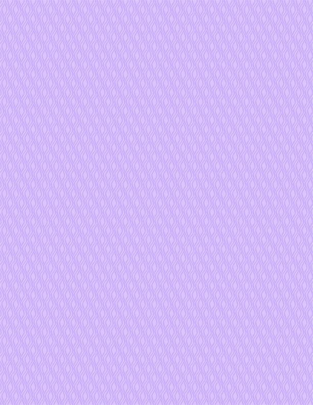 Essentials Grape Crush Wavy Diamonds Lightest Purple