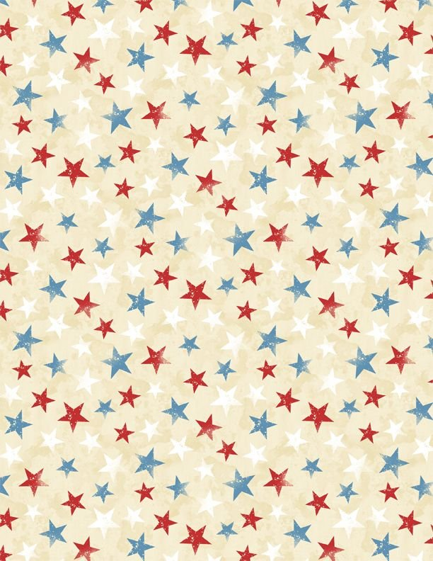 America My Home Stars Cream