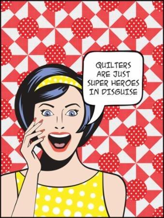 Super Heroes In Disguise Kit