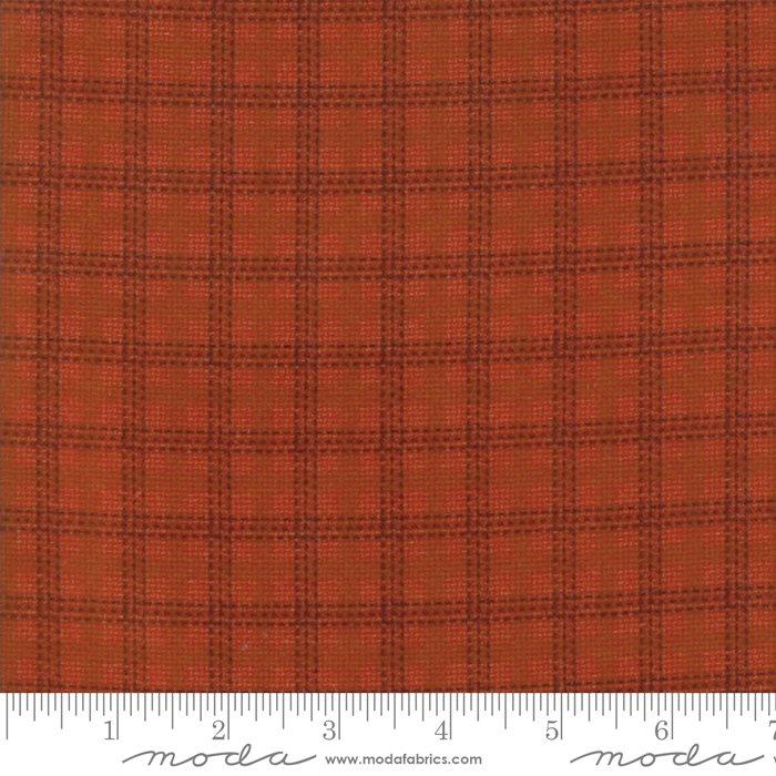 Wool Needle VI Salmon Flannel