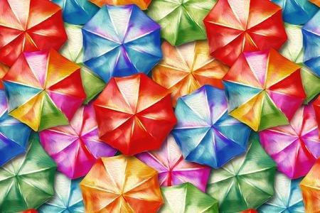 2018 Shop Hop - Umbrellas
