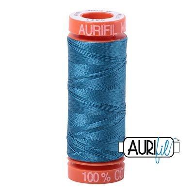 Aurifil 1125 - Medium Teal