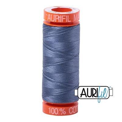 Aurifil 1248 - Gray Blue