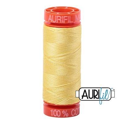 Aurifil 2115 - Lemon