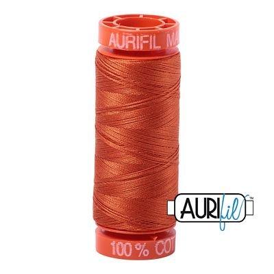 Aurifil 2240 - Rusty Orange