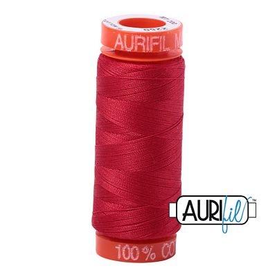 Aurifil 2250 - Red
