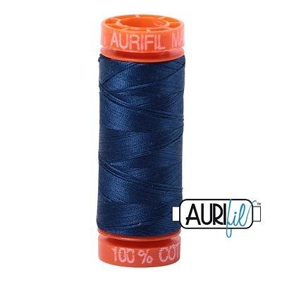 Aurifil 2783 - Med. Delft Blue