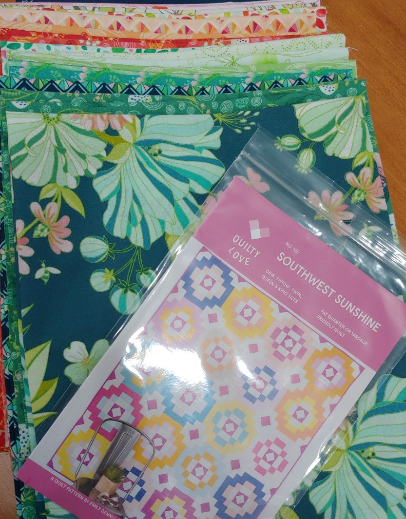 A Bloom Kit 2 (Solid Binding)