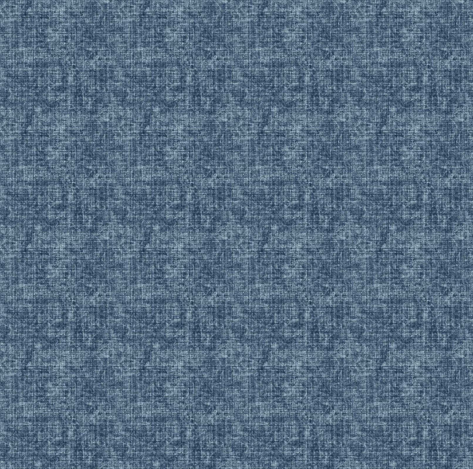 City Lights Linen Texture Dk. Blue