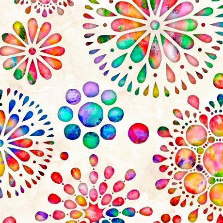 Brilliance Floral Burst Cream