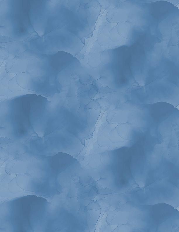 Awakenings Watercolor Texture Blue
